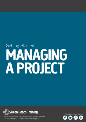 Getting Started: Managing a Project