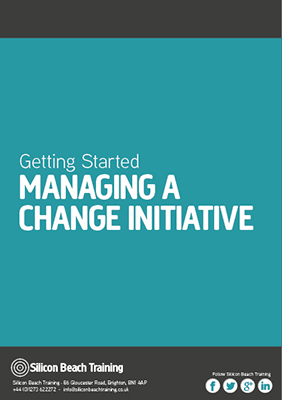 Getting Started: Managing a Change Initiative